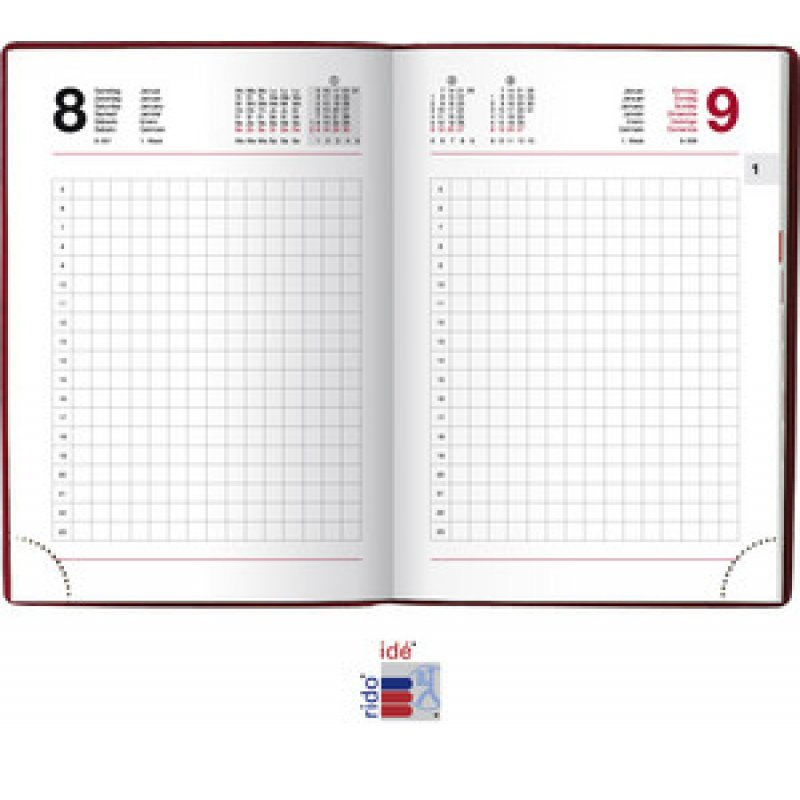 wochensichtkalender 2018 1 seite 1 woche