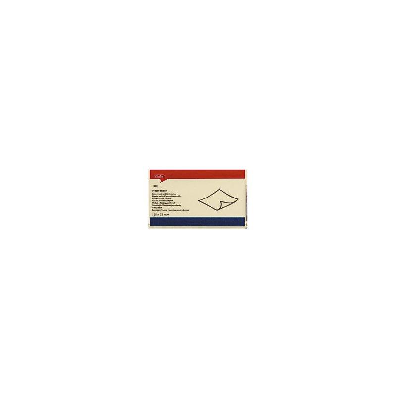 Herlitz Haftnotizblock 125x75 100 Blatt Gelb