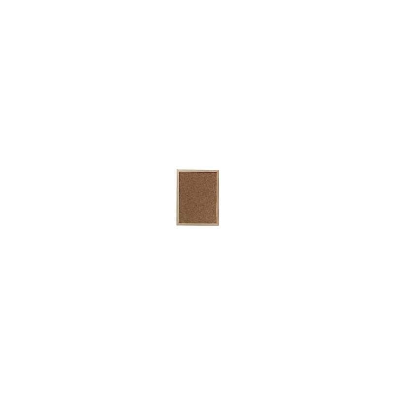 herlitz pinnwand kork 30x40cm 3 25. Black Bedroom Furniture Sets. Home Design Ideas