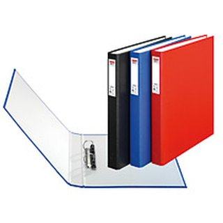 Herlitz Ringbuch maX.file protect 2R A4, 3er Pack, diverse Farben