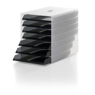 Durable IDEALBOX Schubladenbox, diverse Farben